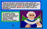 Sid Meier's Pirates! Atari ST Back home you are rewarded...