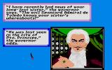 Sid Meier's Pirates! Atari ST ...and hear some rumors about your long lost sister