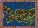 Lords of the Rising Sun CD-i Map overview (middle)