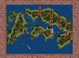 Lords of the Rising Sun CD-i Map overview (left)