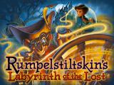 Rumpelstiltskin's Labyrinth of the Lost Windows Title screen