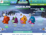 Have up to five creatures on your island.