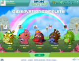 Spore Island Browser The observation is complete!