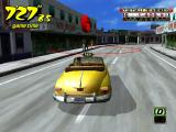 Crazy Taxi Windows Looking for cutomers