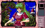 Wonpara Wars PC-98 Inviting you to her castle...