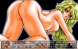 Wonpara Wars PC-98 She says that only her Mom, Dad, and doctor have seen her naked. Somehow, I find it hard to believe :)