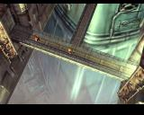 Final Fantasy VII PlayStation Lots of different perspectives. Here you see everything from high above