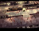 Final Fantasy VII PlayStation Midgar train station. You will return here several times