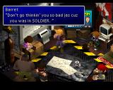 Final Fantasy VII PlayStation Detailed locations, emotional story, goofy conversations: Final Fantasy VII :)