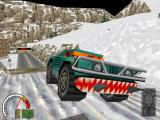 Carmageddon DOS Hoppy-ho - here goes the oh-so-merry Lumberer!
