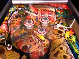 Pinball Hall of Fame: The Williams Collection PlayStation 2 Gorgar - top bumpers and drop targets