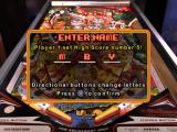 Pinball Hall of Fame: The Williams Collection PlayStation 2 Highscore entry