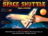 Pinball Hall of Fame: The Williams Collection PlayStation 2 Space Shuttle loading screen
