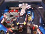 Pinball Hall of Fame: The Williams Collection PlayStation 2 Space Shuttle - top bumpers and ramp