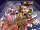 Pinball Hall of Fame: The Williams Collection PlayStation 2 FunHouse - ramps surrounding Rudy, the heckling doll.