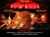 Pinball Hall of Fame: The Williams Collection PlayStation 2 Firepower loading screen