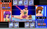 Wrestle Angels 2: Top Eventer PC-98 One... two... three...