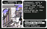 Where in the World is Carmen Sandiego? Commodore 64 Hungry.