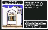Where in the World is Carmen Sandiego? Commodore 64 Iraq.