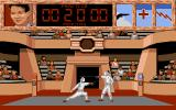 The Games '92 - España DOS Fencing.