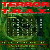 Terror T.R.A.X.: Track of the Vampire Browser Main menu