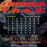 Terror T.R.A.X.: Track of the Werewolf Browser Main menu