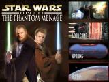 Star Wars: Episode I - The Phantom Menace Windows The main menu