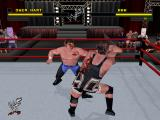 WWF Attitude PlayStation Wrestlers hurt