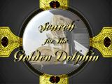Search for the Golden Dolphin Windows Title screen