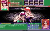 Wrestle Angels Special: Mō Hitori no Top Eventer PC-98 The moves get more and more brutal