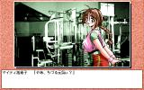 Wrestle Angels V3 PC-98 The girl is ready to train...