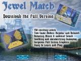 Jewel Match Browser The full version of the game is shamelessly advertised from time to time.