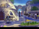 Final Fantasy VIII PlayStation Lovely pre-rendered backgrounds ooze style and atmosphere