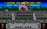 "Altered Beast Amiga ""Raise from your grave and rescue my daughter"""