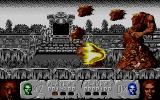 Altered Beast Amiga Fighting first boss