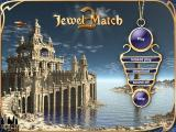 Jewel Match 2 Browser Title screen