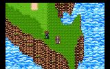 Agalta 3 PC-98 World map. Peninsula.  Mysterious tower