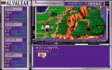 Alvaleak Bōkenki PC-98 Another part of the continent