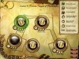 Curse of the Pharaoh: Tears of Sekhmet Windows Map screen