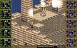 Amaranth IV PC-98 Mysterious place... huge Light Stone...