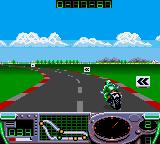 Kawasaki Superbike Challenge Game Gear First race