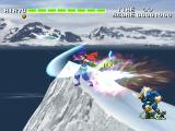 Strider 2 PlayStation Antartic level