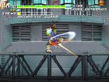 Strider 2 PlayStation Antartic guard