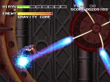 Strider 2 PlayStation Gravity core