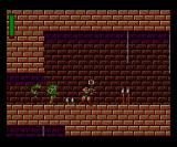 Rastan Game Gear In the first castle