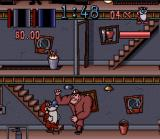 The Ren & Stimpy Show: Fire Dogs SNES Be careful of the angry burly fireman