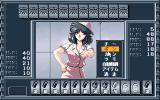 Black Bird: Toritachi no Tooboe PC-98 Boss battle