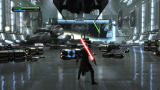 Star Wars: The Force Unleashed (Ultimate Sith Edition) Windows Fight in hangar deck