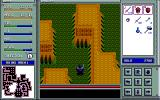 Brandish PC-98 Starting location