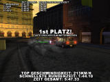 GSR: German Street Racing Windows We won the race! (demo version)